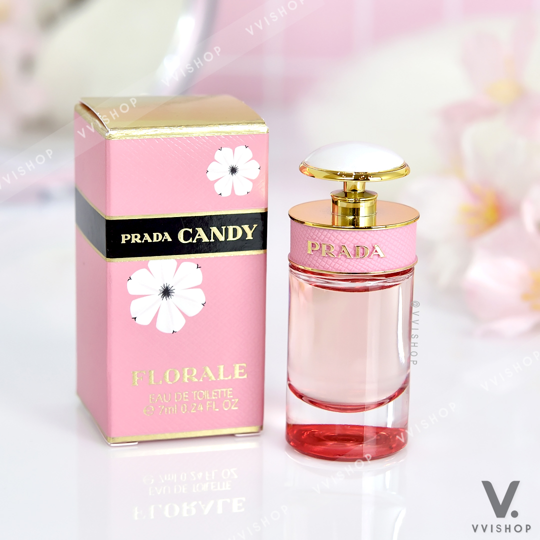 Prada Candy Florale 7 ml.