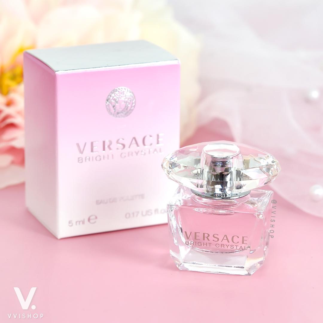 Versace Bright Crystal Eau De Toilette 5 ml.