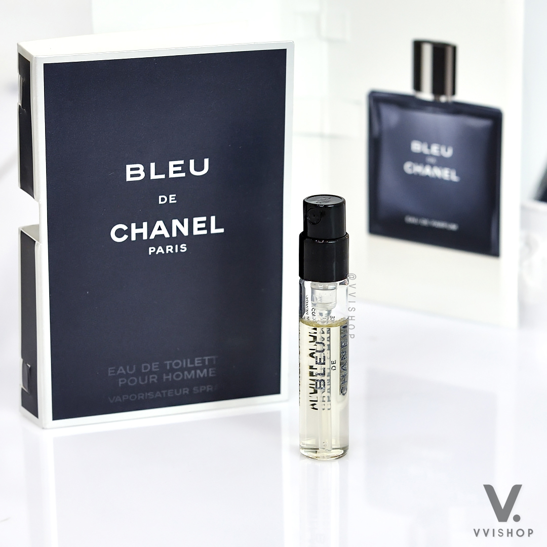 Chanel Bleu De Chanel Eau De Toilette Spray 2 ml.