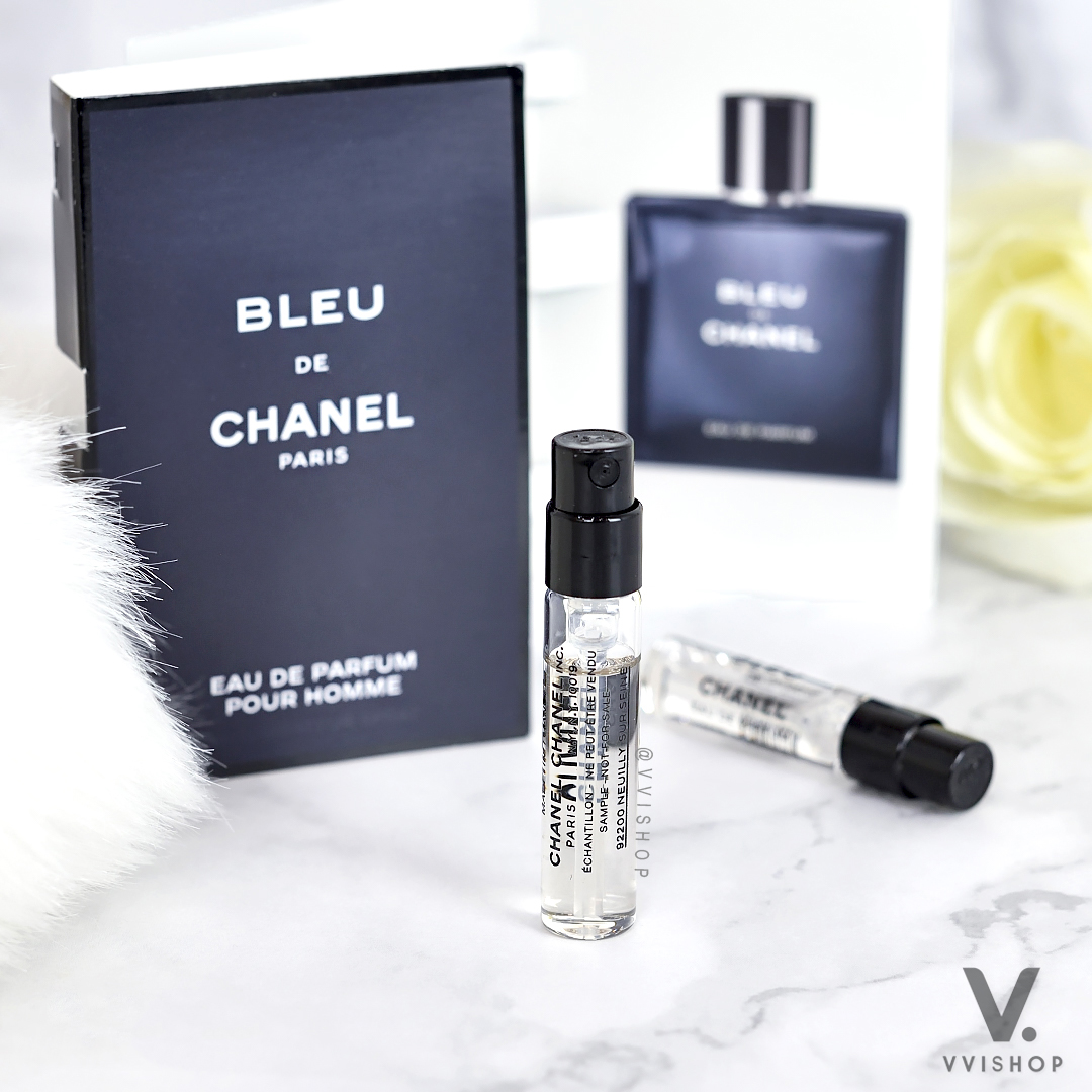 Chanel Bleu De Chanel Eau De Parfum Spray 1.5 ml.⠀