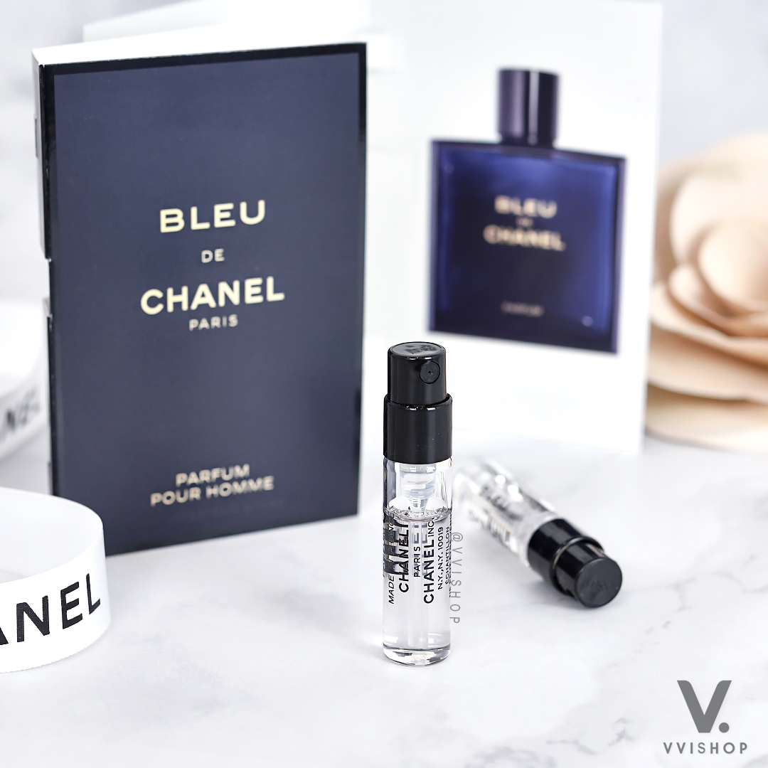 Chanel Bleu De Chanel Parfum Spray 1.5 ml.
