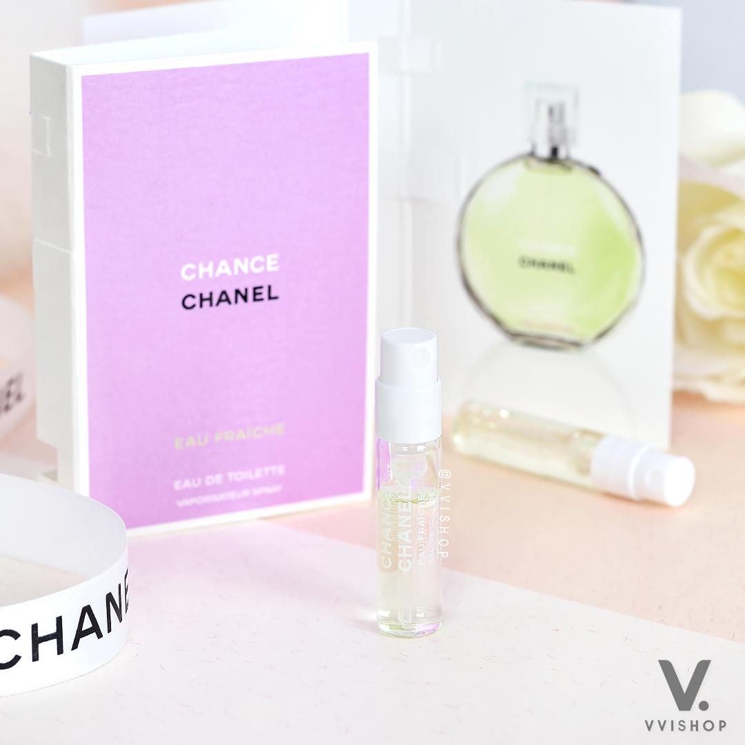 Chanel Chance Eau Fraiche 1.5 ml.