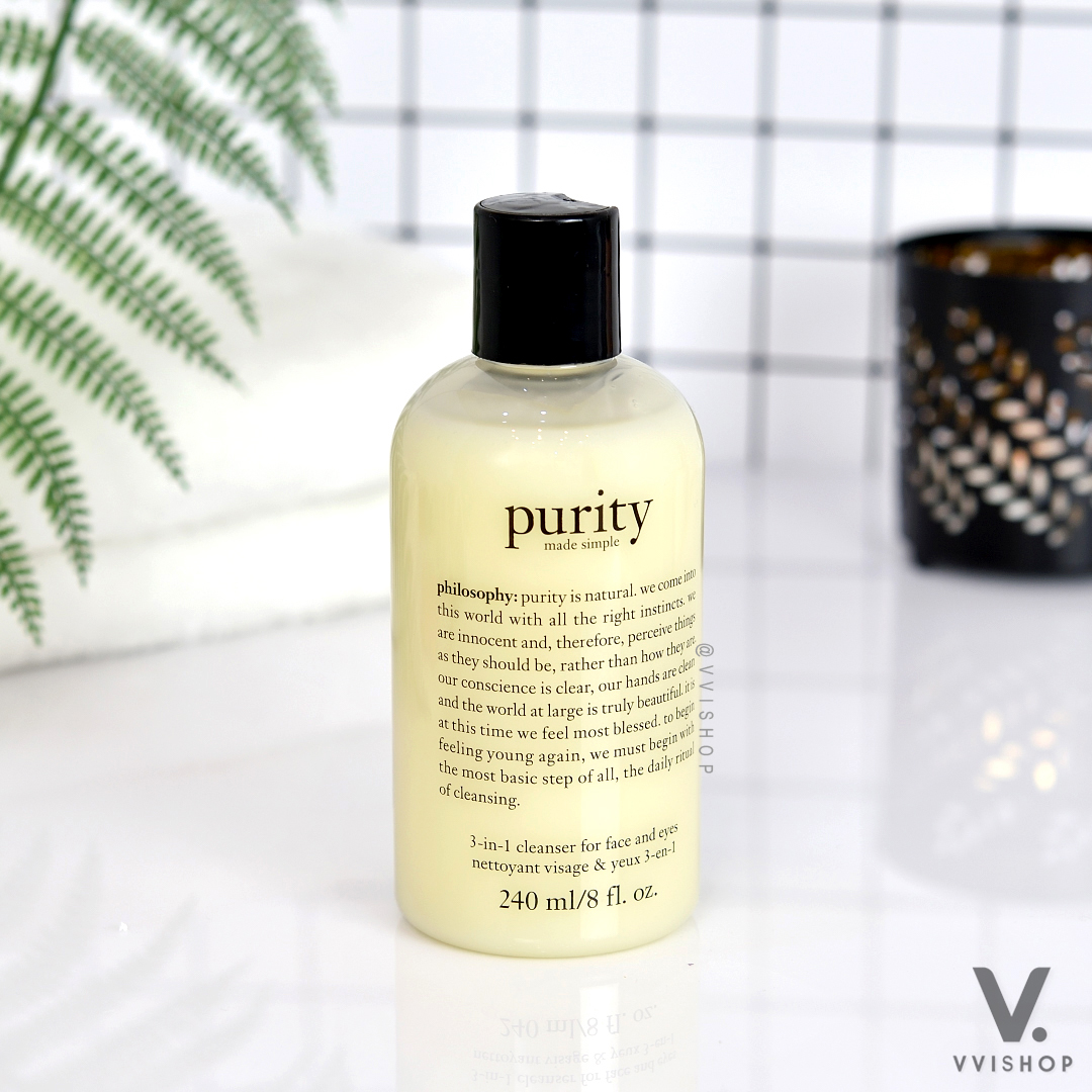 Philosophy Purity Made Simple One-Step Facial Cleanser 240 ml.