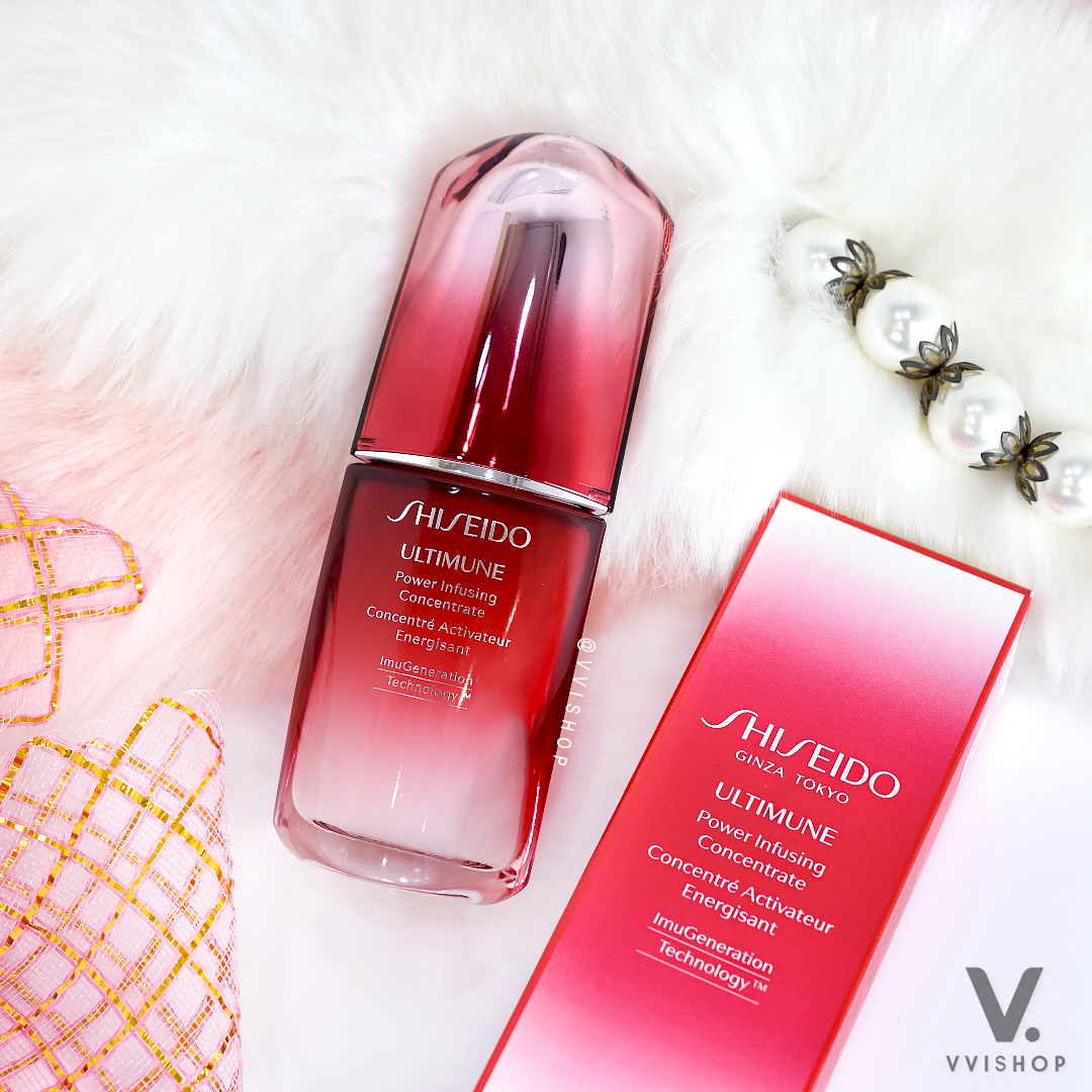 Shiseido Ultimune Power Infusing Concentrate 30 ml.
