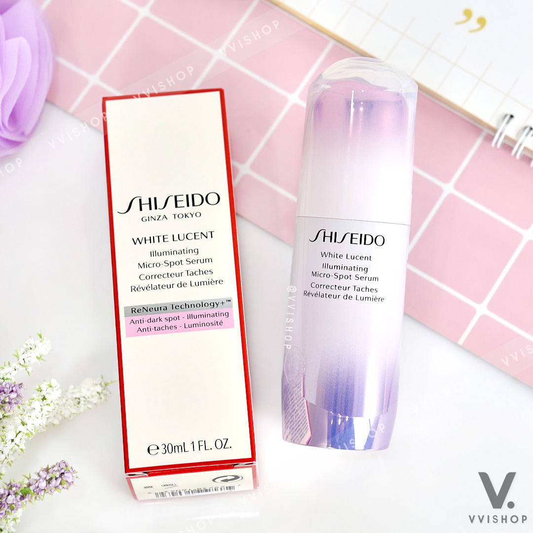 Shiseido White Lucent Illuminating Micro-Spot Serum 30 ml.