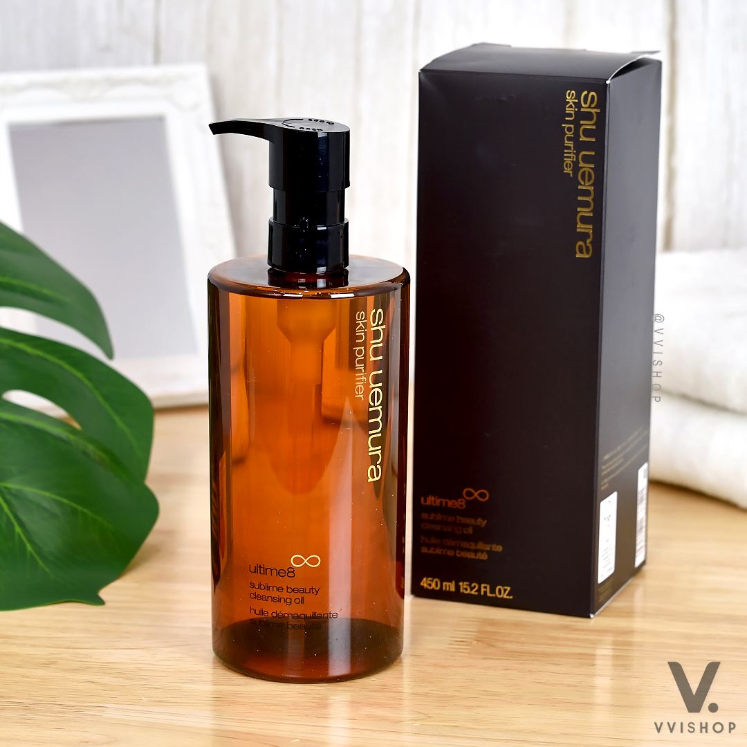 Shu Uemura Ultime8 Sublime Beauty Cleansing Oil 450 ml.