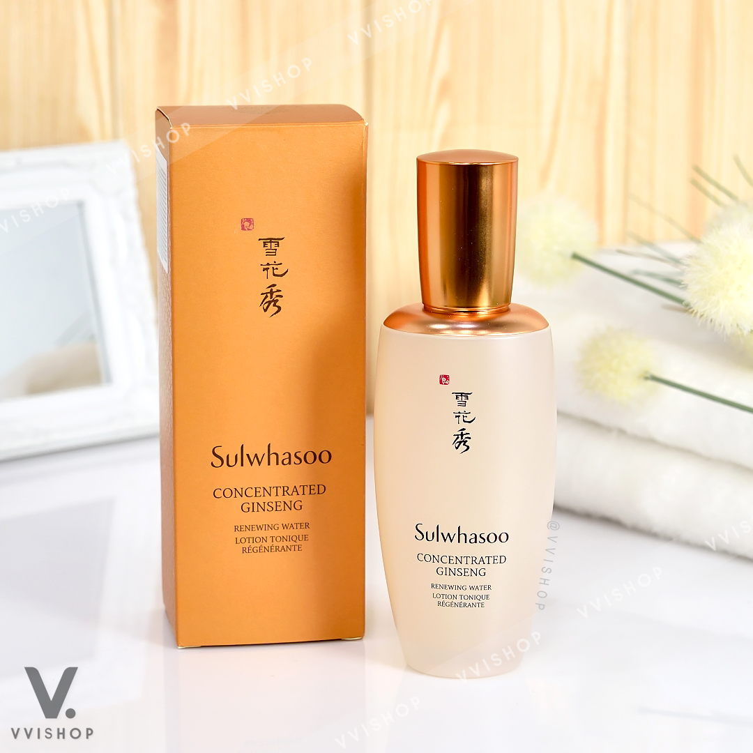 Sulwhasoo Concentrated Ginseng Renewing Water 125 ml.