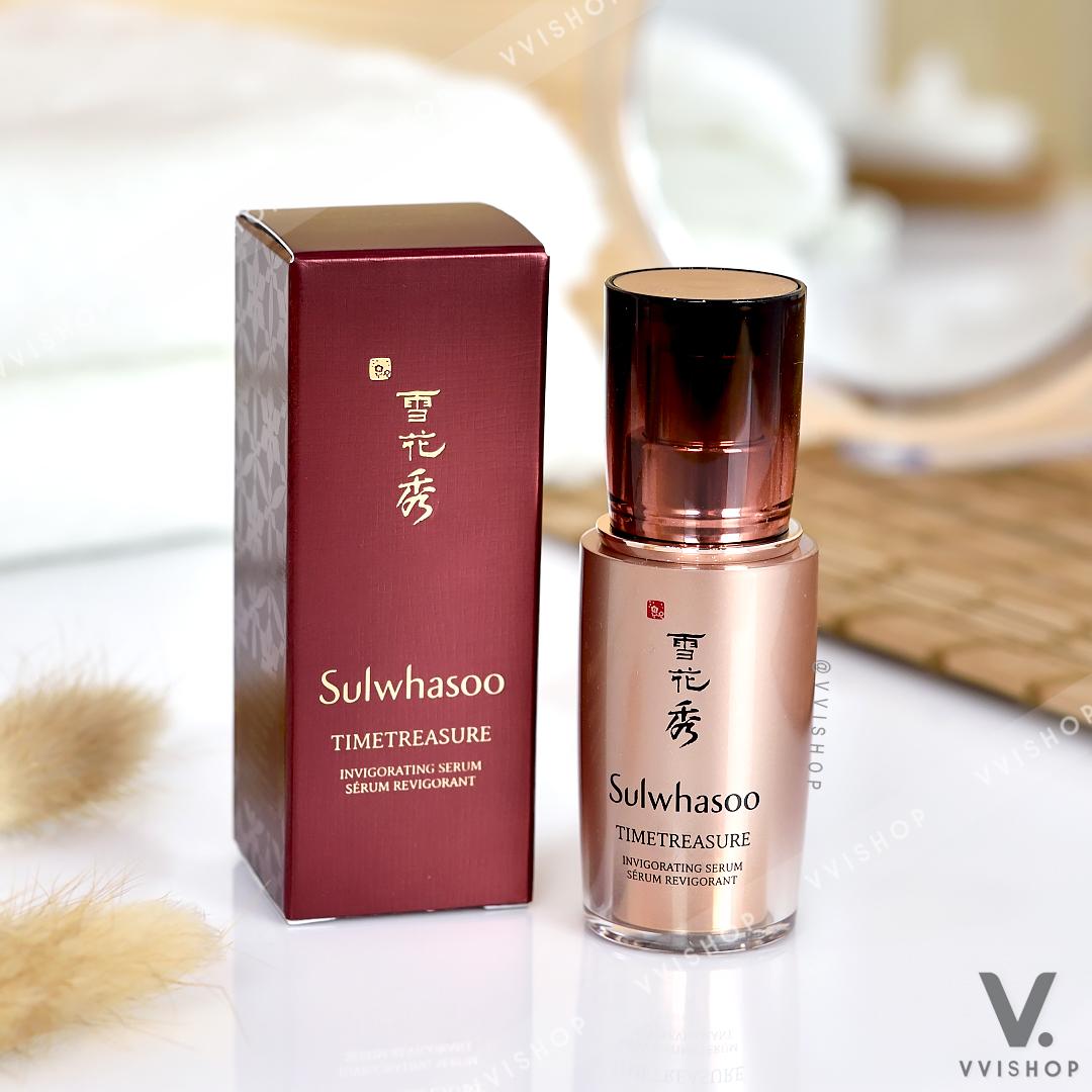 Sulwhasoo Timetreasure Invigorating Serum 4 ml.