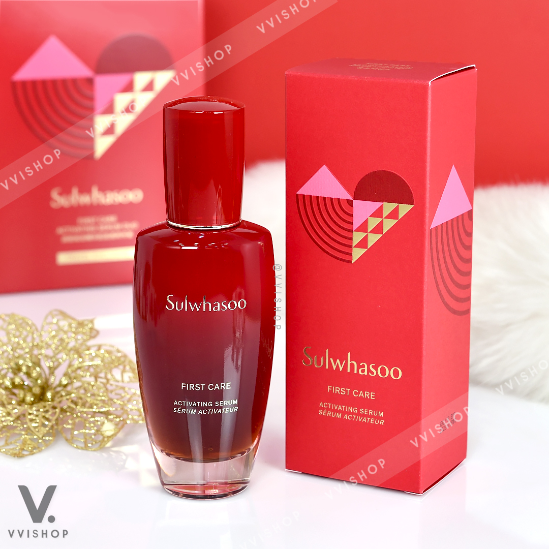 Sulwhasoo First Care Activating Serum Limited Edition 2021 120 ml.