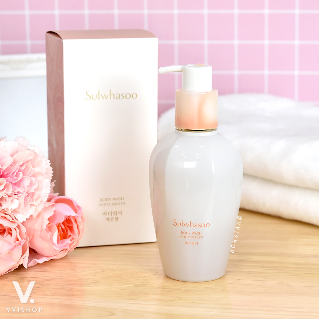 Sulwhasoo Body Lotion White Breath 250 ml.