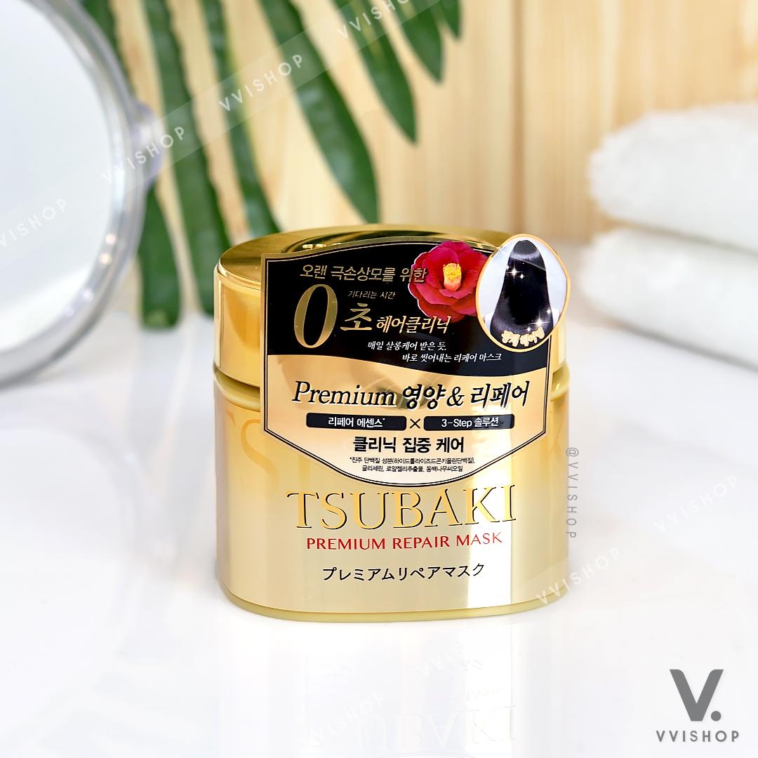 TSUBAKI Premium Repair Mask 180g