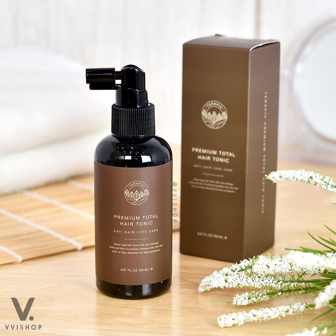 Terapic Premium Total Hair Tonic 150 ml.