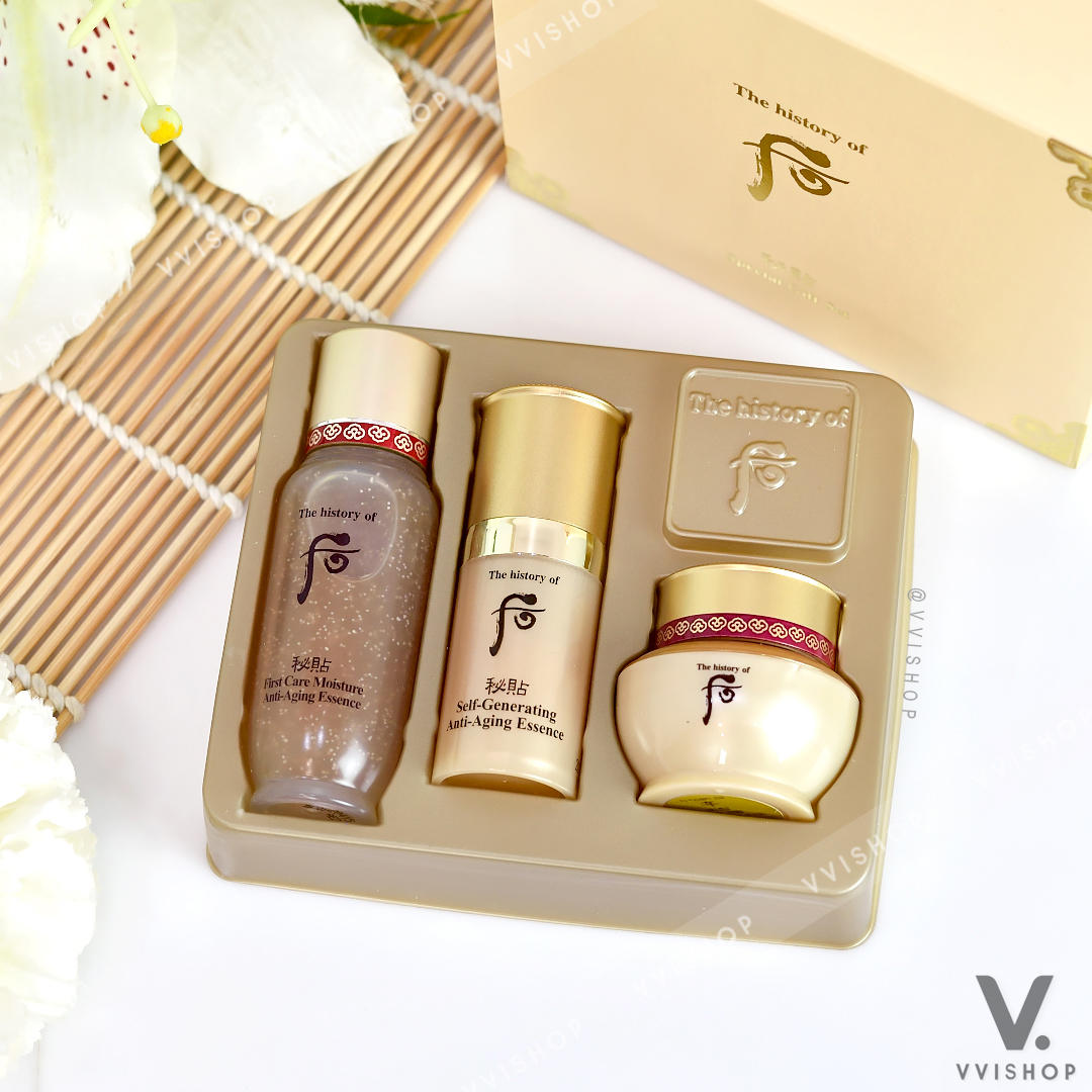 The History of Whoo Bichup Royal Anti-Aging Special Gift Set
