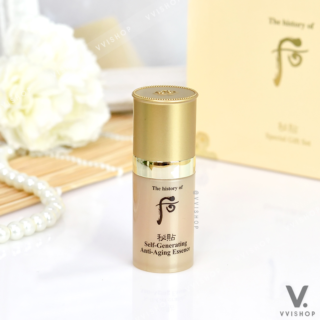 The History of Whoo Self Generating Anti Aging Essence 8 ml.