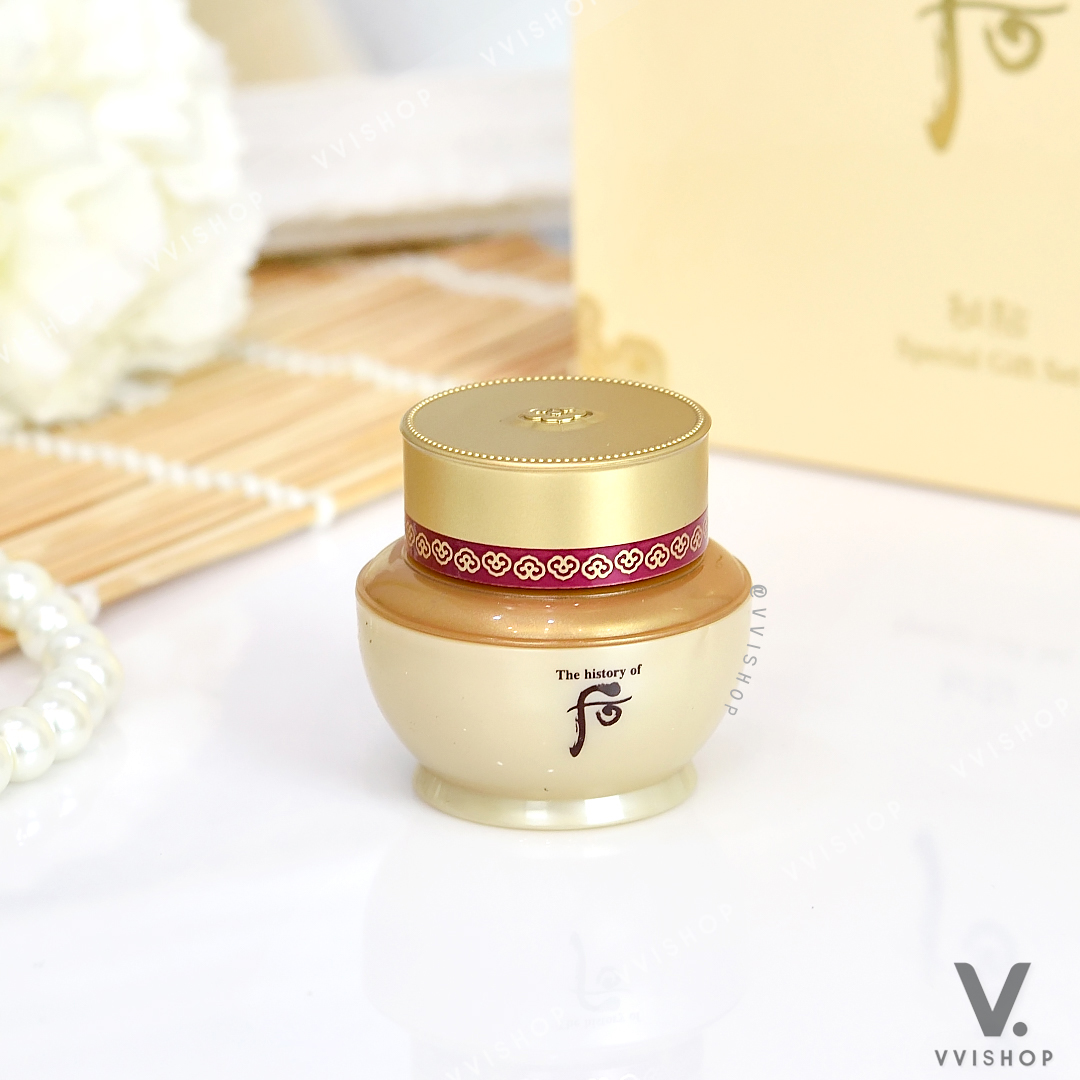 The History of Whoo Ja Yoon Cream 8 ml.