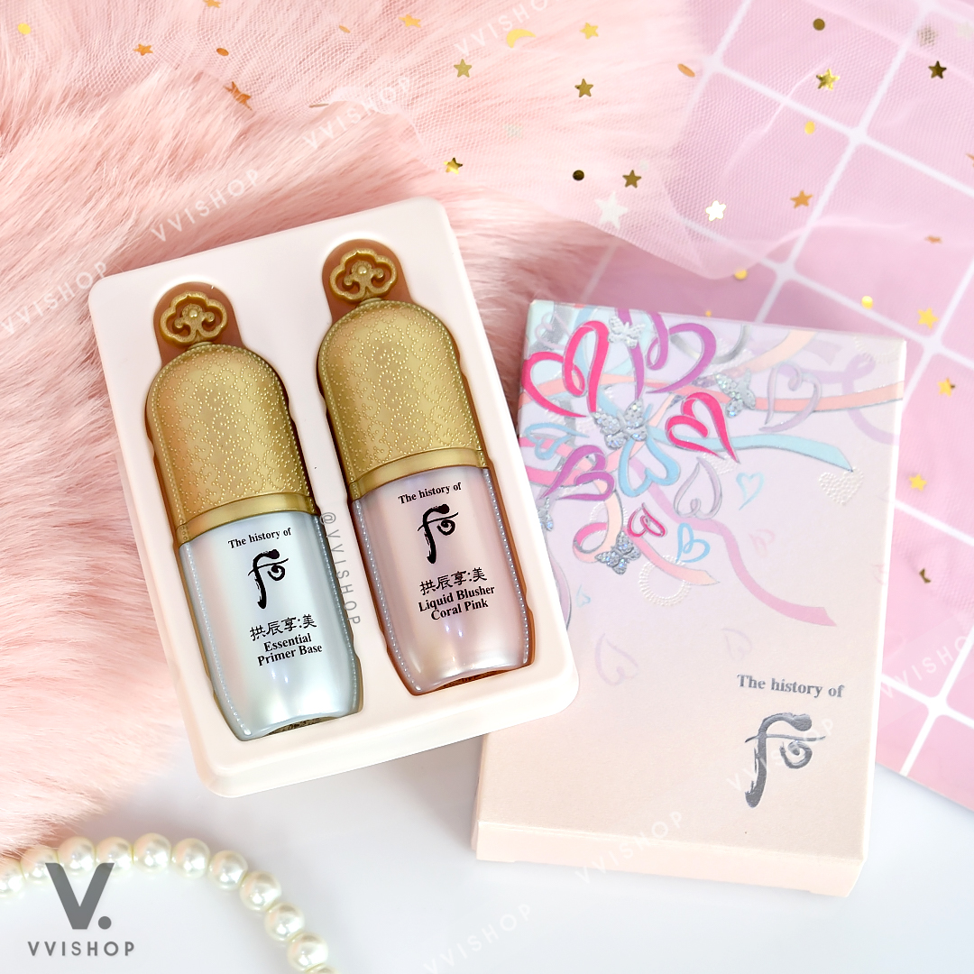 The History Of Whoo Gongjinhyang : Mi Special Makeup Kit