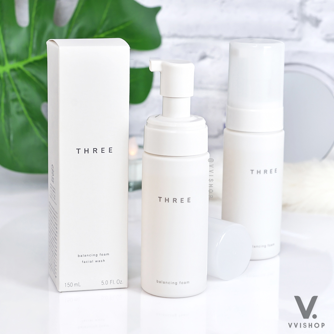 Three Balancing Cleansing Foam R 150 ml.