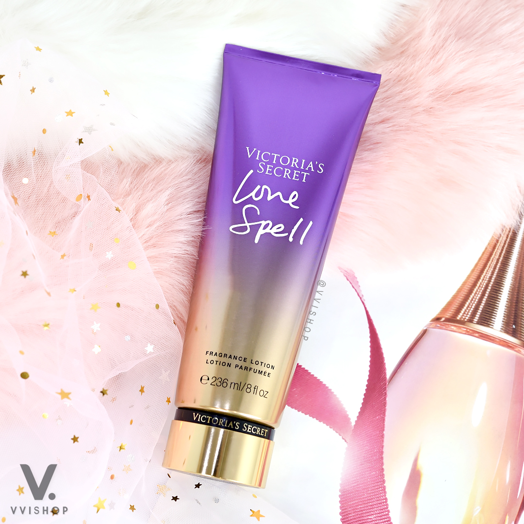 Victoria's Secret Fragrance Body Lotion 236 ml. : Love Spell