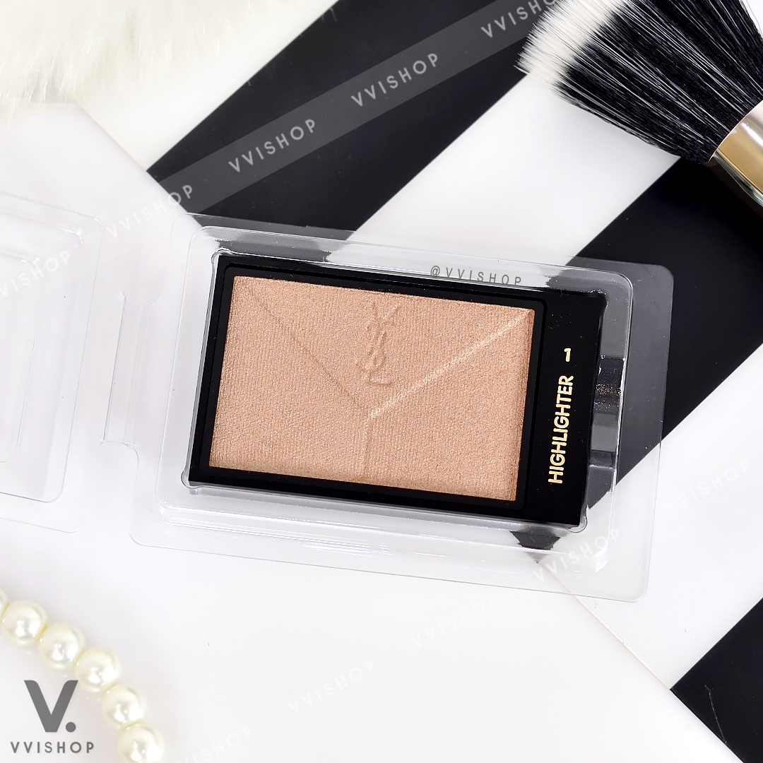YSL Yves Saint Laurent Couture Highlighter 3g (Demo) : 1 Or Pearl