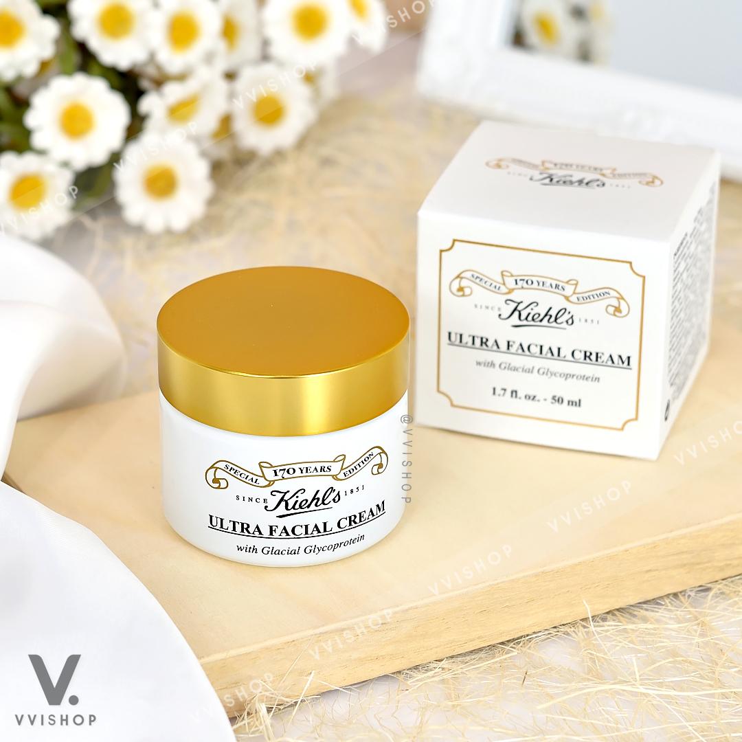 Limited Edition 170th Anniversary Kiehl's Ultra Facial Cream 50 ml.